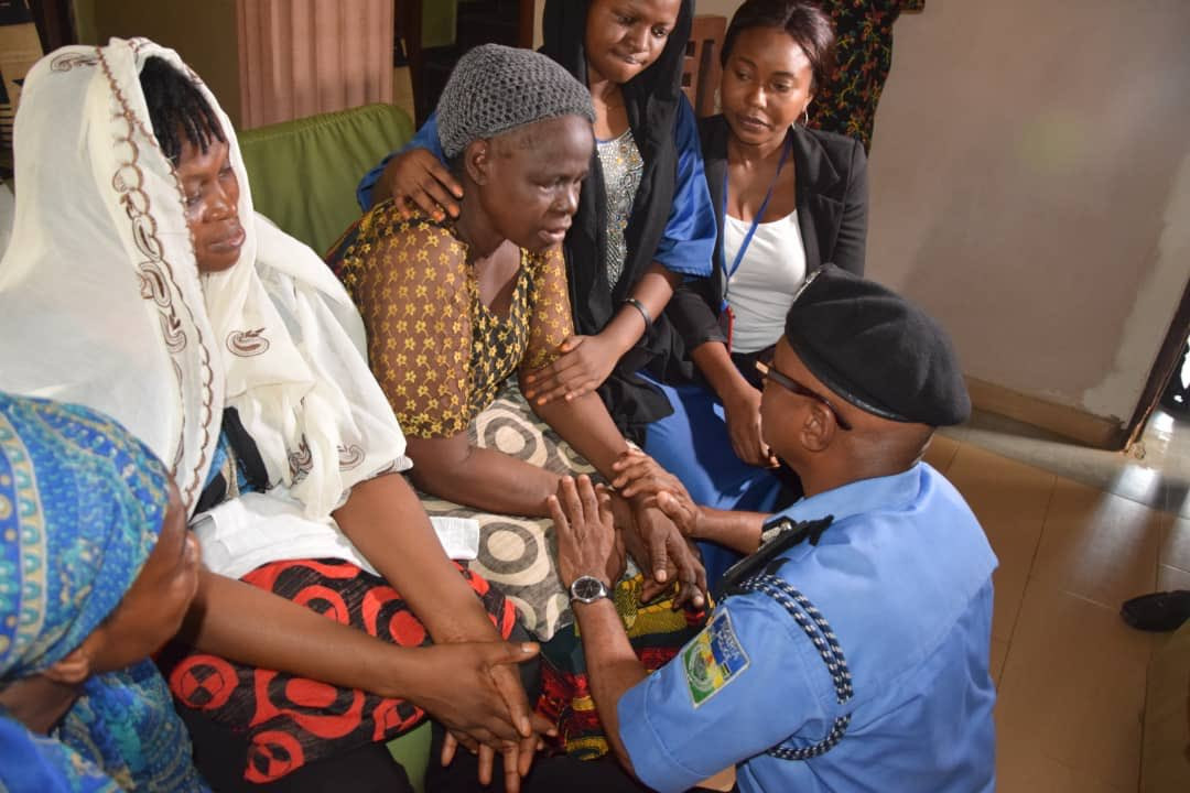 Lagos Police commissioner visits family of football fan, Kolade Johnson, killed by SARS officers