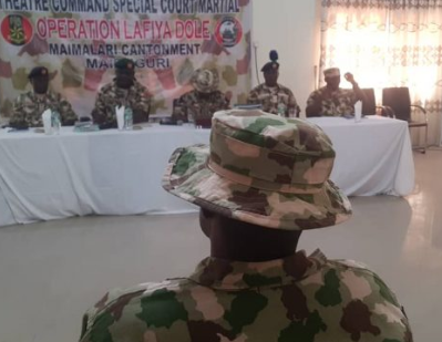 Air Force officer dismissed for raping 14-year-old IDP