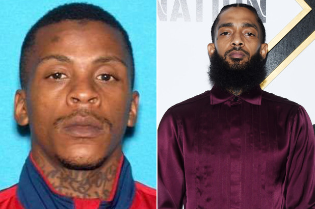 Suspect in Nipsey Hussle