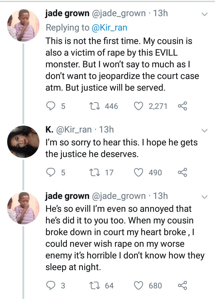 Women accuse male Instagram user of rape including one who says he has a case in court