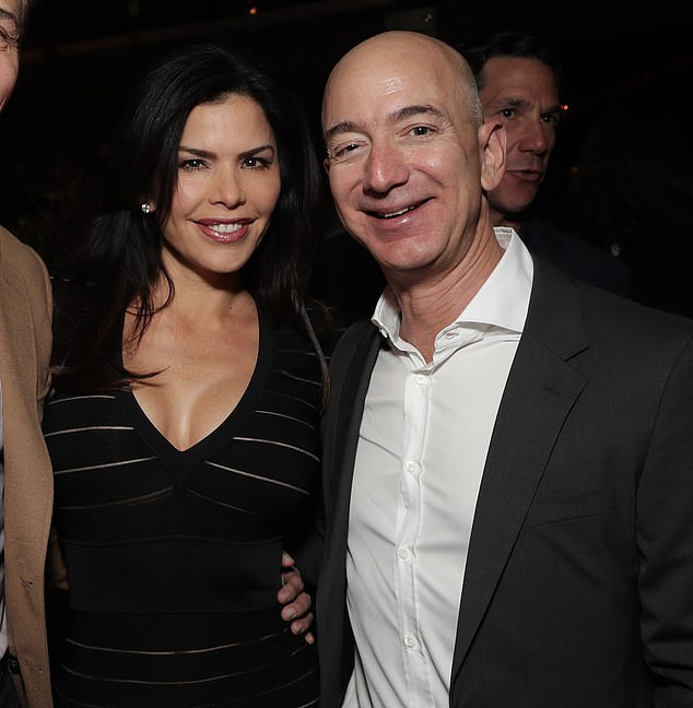 Jeff Bezos and his mistress Lauren Sanchez are staying apart while their divorces are finalized, but insist they are still
