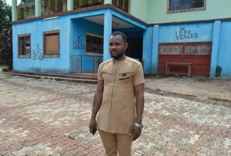 ICPC shuts down fake Medical, Nursing College in Enugu, arrests Rector