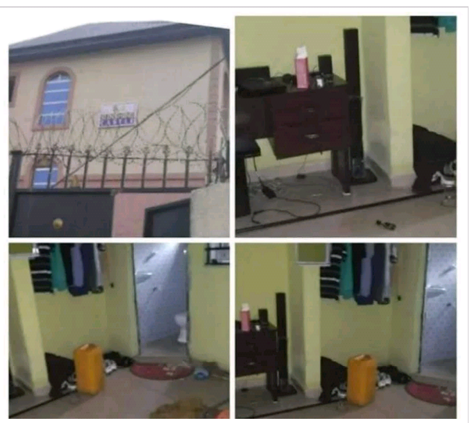 Photos: Three FUTO students found dead in hostel, one unconscious; Drug overdose suspected