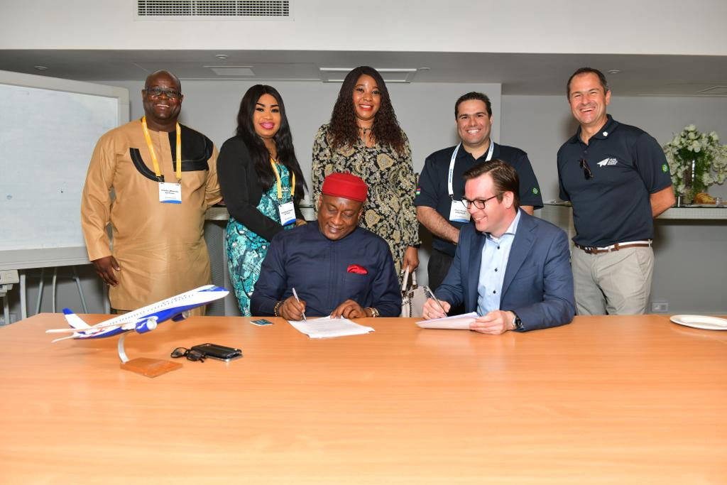 Air Peace shakes aviation world with $2.1bn brand new E195-E2 jets deal