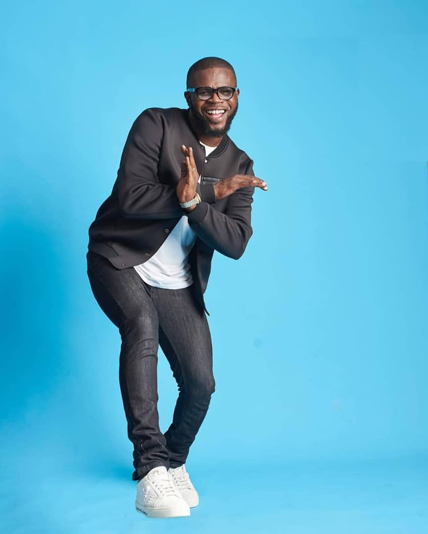 JJCSkillz shares lovely new photos with his wife, Funke Akindele Bello, as he turns a year older