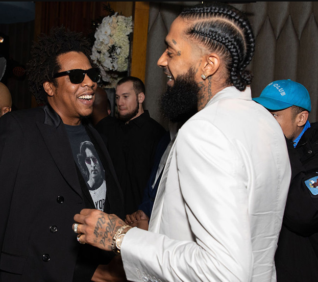 Unconfirmed report claims Jay-Z has set up $15million dollar trust fund for slain rapper Nipsey Hussle