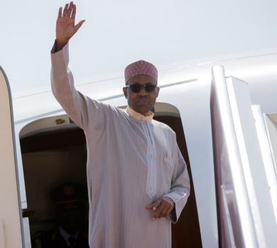 President Buhari departs Nigeria for Jordan, Dubai