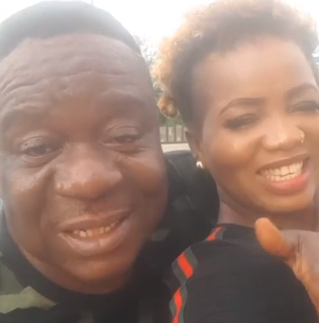 Video: Mr Ibu rubbishes reports he is down with stroke