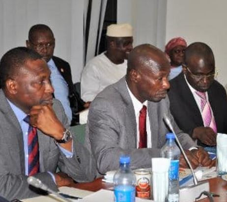 EFCC presents N22Billion budget tothe house committee on anti-corruption and financial crimes for 2019