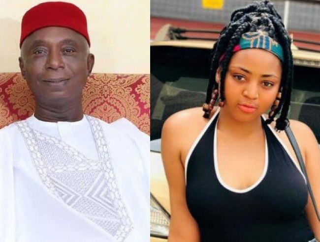 Mixed reactions trail media reports that Regina Daniels secretly became the 6th wife of billionaire politician, Ned Nwoko