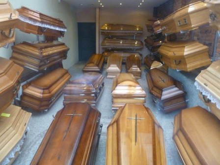Herbalists remanded for allegedly being in possession of coffin