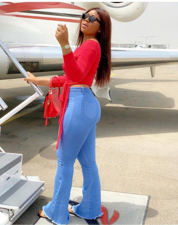 New media reports claim Regina Daniels has been flying in billionaire politician, Ned Nwoko