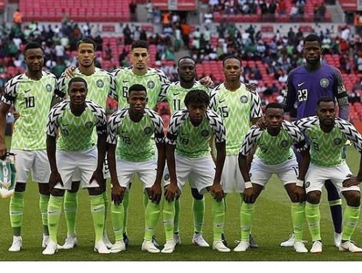 New FIFA ranking: Super Eagles move to third in Africa