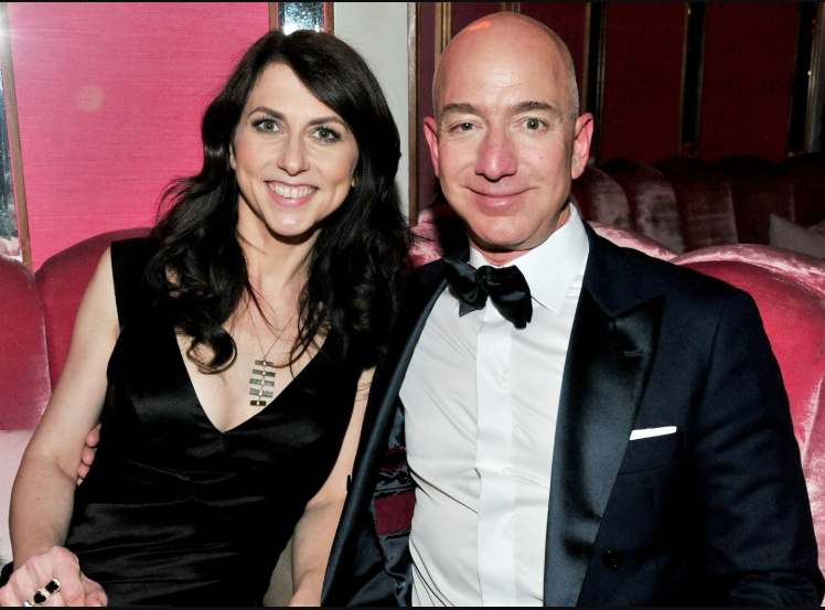 MacKenzie Bezos set to become the world