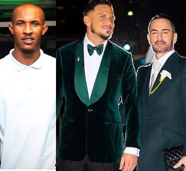 Gideon Okeke condemns the wedding between Marc Jacobs and his male partner Char Defrancesco