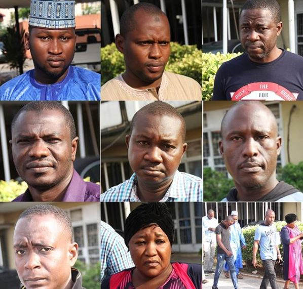 EFCC arraigns six FAAN staff, two others for illegal gold dealing