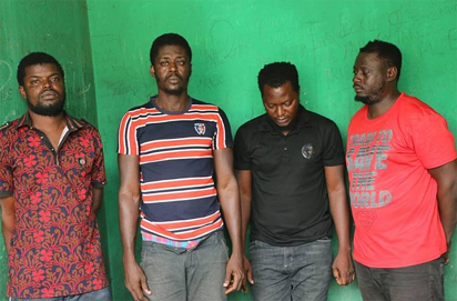 4 dismissed SARS officers arraigned for abuse of office
