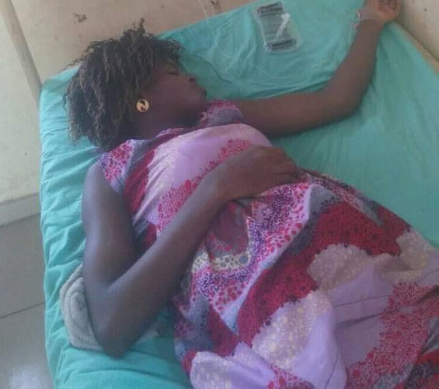 Pregnant woman in coma after witnessing the alleged murder of her father- in-law, a retired Nigerian police officer