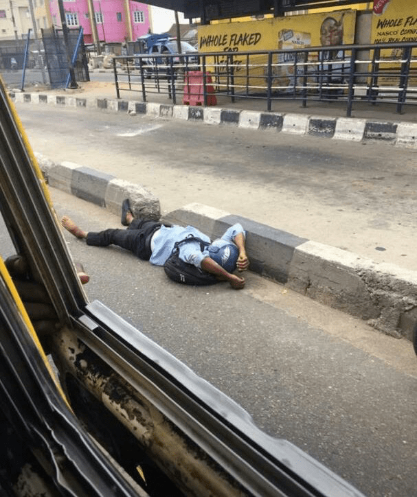 Dispatch rider, one other killed as hoodlums clash in Fadeyi (photos/video)