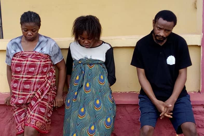 Ogun police burst child theft syndicate, recover three missing children