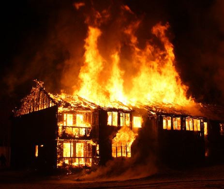 23-year old man sets neighbour?s house on fire for rejecting his sexual advances