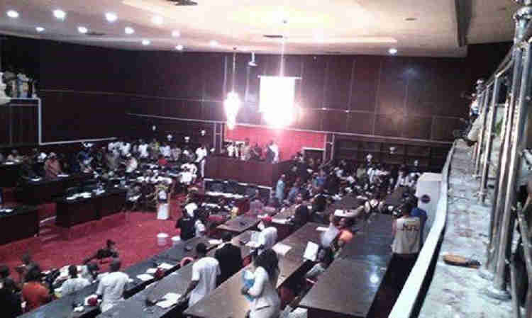 Police, Army storm Imo House of Assembly over alleged plans to fraudulently impeach Speaker, Deputy Speaker