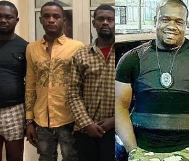Police arrest killers of US Army Veteran, Chuks Okebata (photos)
