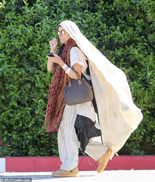 Female fan is arrested outside Justin Bieber and Hailey Baldwin