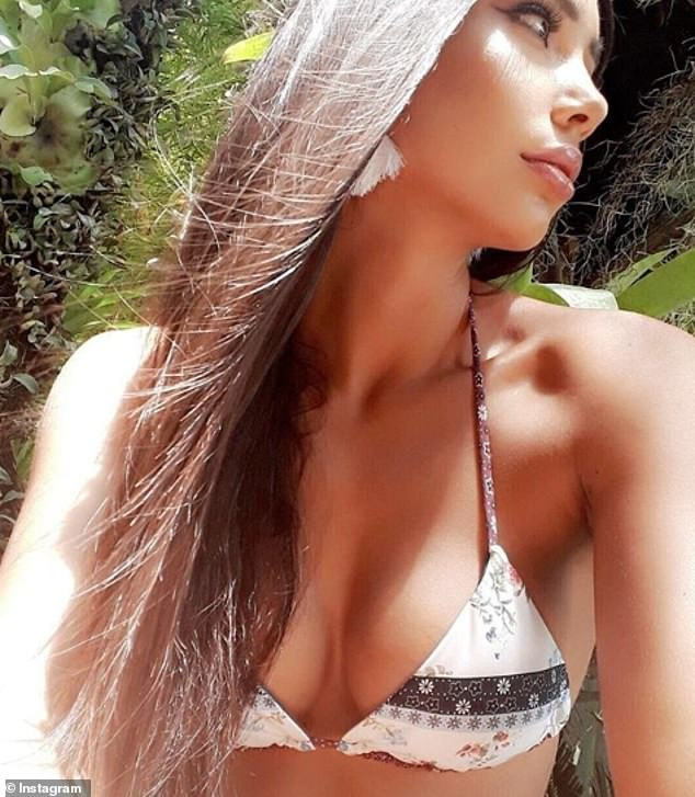 Miss Bolivia Universe is stripped of her title after revealing she has fallen pregnant