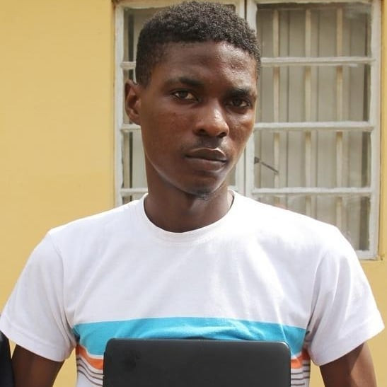 Photos: EFCC arrests seven suspected Internet fraudsters in Lagos