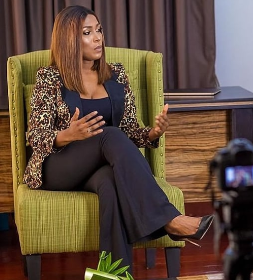 Linda Ikeji discusses how she moved from her humble beginnings to building a media empire as she covers Business Day