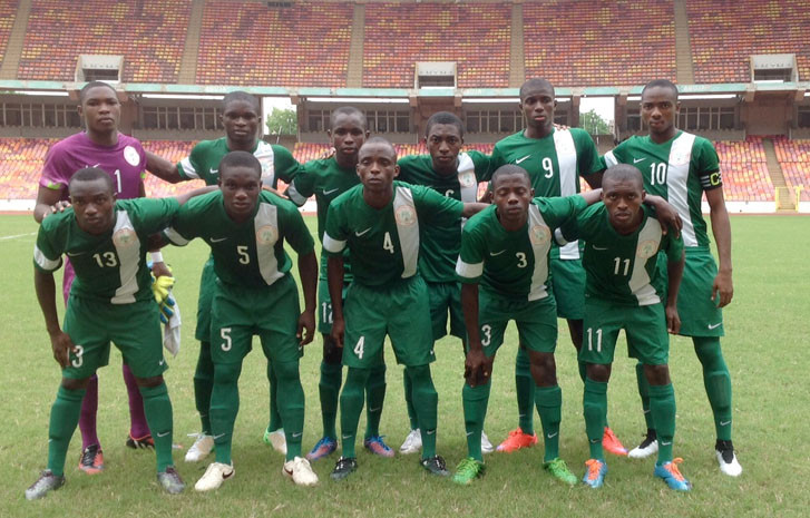 Golden Eaglets qualify for World cup 2019