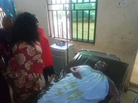 Angry man douses his wife with acid for demanding a?divorce in Anambra State (Photo)