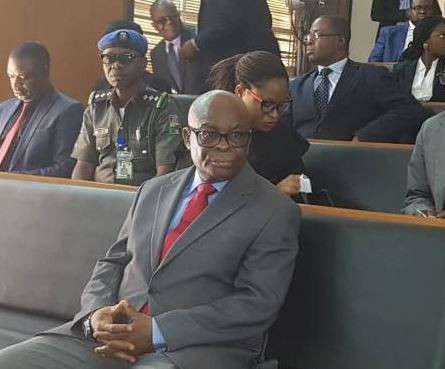 Breaking: CCT convicts?Onnoghen,?sacks him as CJN after declaring him guilty of false assets declaration and bans him from holding public office for 10 years