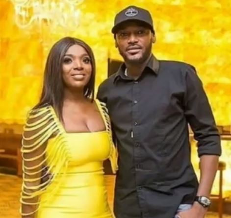 ?Thank you for keeping my head straight? - 2face appreciates his wife, Annie