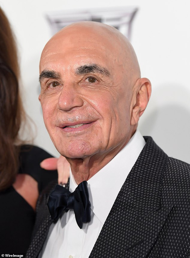 Famed attorney Robert Shapiro, who worked with Robert Kardashian during OJ Simpson
