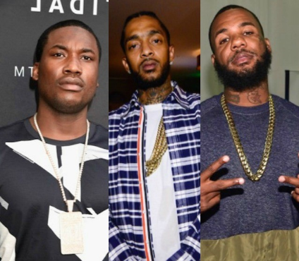 The Game recounts how Nipsey Hussle encouraged him to end his beef with Meek Mill