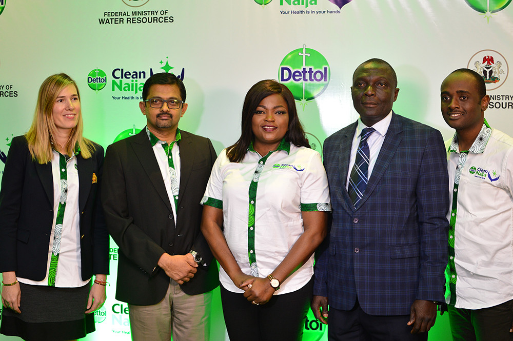 Dettol Announces Funke Akindele As Brand Ambassador