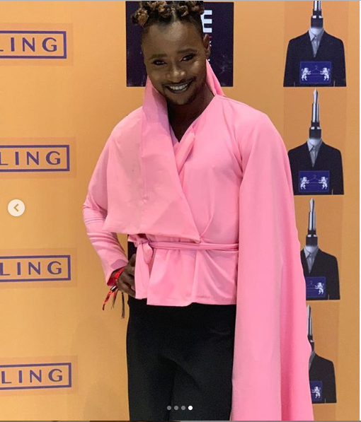 See how Bisi Alimi stepped out for Arise Fashion Week 2019 (Photos)