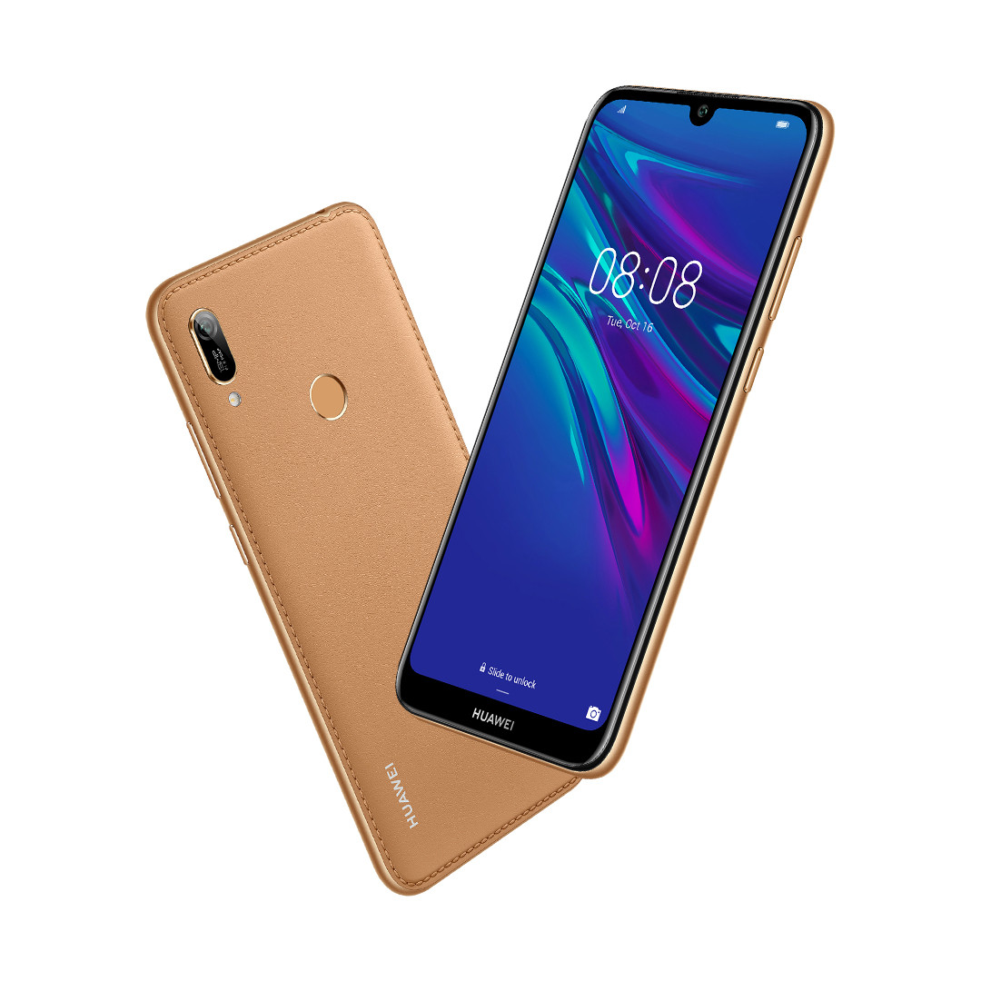 HUAWEI Y6 Prime 2019 - A Fusion of Technology and Aesthetics, Launches in Nigeria