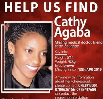 Security guard confesses to killing 28-year-old doctor and dumping her body in a septic tank because she reported him to landlord for missing work