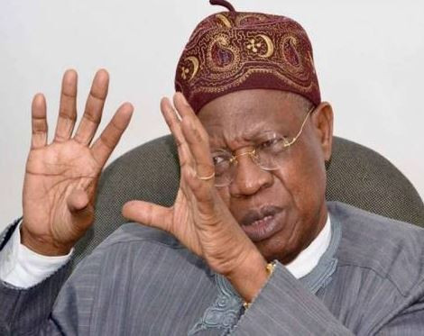 'We Have Driven Corruption Under The Table And Made It Unattractive' - Lai Mohammed