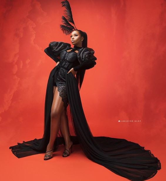 Reality star, Bam Bam shares stunning new photos to celebrate her 30th birthday
