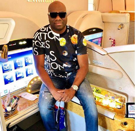 Flamboyant Nigerian businessman, Mompha?claims he has bought himself a?Lamborghini Aventador?