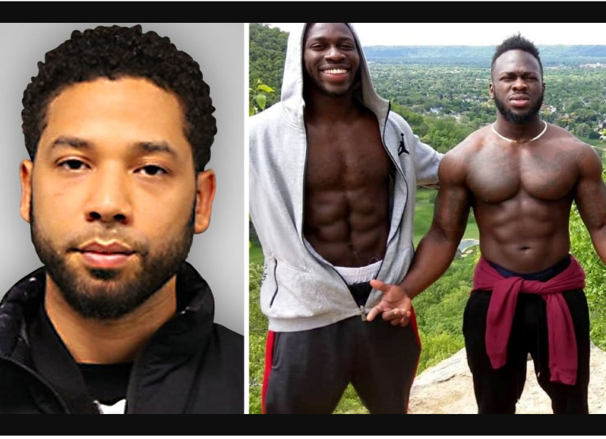 Nigerian brothers involved in Jussie Smollett