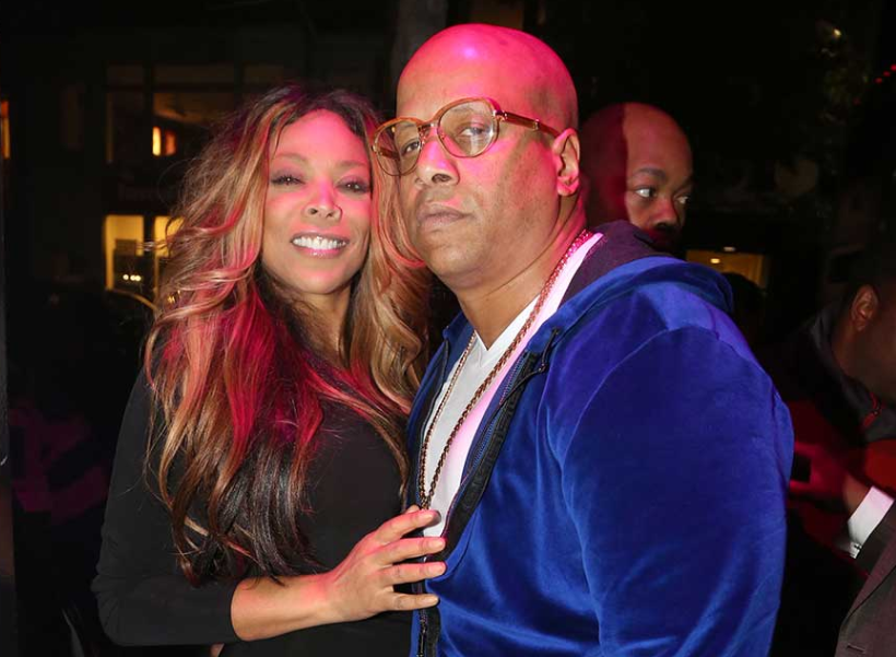 Police performed a welfare check for Wendy Williams after a caller claimed her husband was