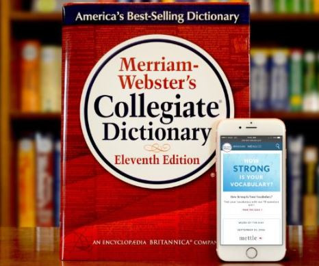 Merriam-Webster  dictionary: Stan, Swole, Fav, and others
