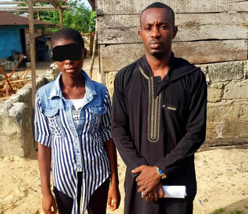 11-year-old girl pregnant after being raped by man in Delta (photos)
