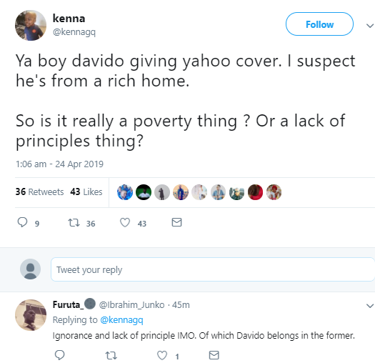 "Nigerians react after Naira Marley and other celebrities defended ""Yahoo boys"""