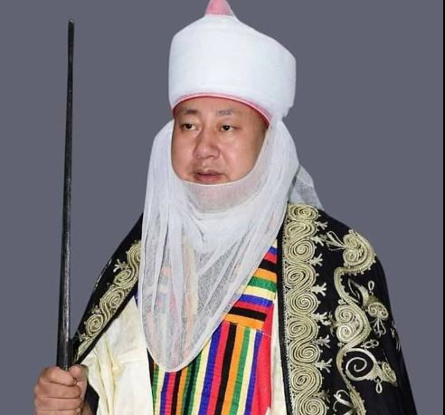 Chinese trader, Mike Zhang installed as a chief in Kano State